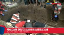 Pemakaman Satu Keluarga Korban Kebakaran Berlangsung Haru