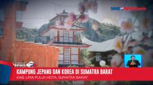 Kampung Jepang dan Korea Tempat Wisata favorit di Sumatera Barat