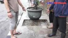 Seorang Remaja Putri Tewas Terpeleset dan Masuk ke Gorong-gorong