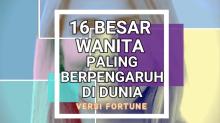 16 Besar Wanita Paling Berpengaruh di Dunia Versi Fortune