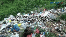 Bayi Laki-Laki Ditemukan di Tempat Pembuangan Sampah