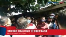 Tim Gugus Tugas Covid-19 Diusir Warga