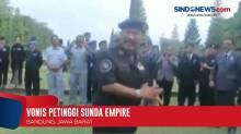 Tiga Pimpinan Sunda Empire Divonis Hukuman Dua Tahun Penjara