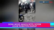 Genk Moge Aniaya Intel Kodim Agam Sumatera Barat