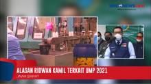 Alasan Ridwan Kamil Terkait UMP 2021 yang Tidak Naik