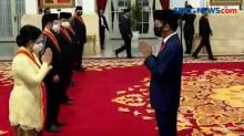 Selain Gatot, Jokowi Juga Anugerahi Susi Pudjiastuti Bintang Mahaputera