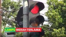 Heboh, Lampu Merah Terlama di Indonesia, Berlokasi di Surabaya