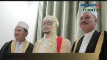 Kemeriahan Maulid Nabi dan Akad Nikah Putri Habib Rizieq