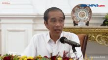 Presiden Jokowi Minta Tindak Tegas Pelanggar Protokol Kesehatan