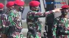 Cek Kesiapan Tempur, Panglima TNI Sidak Markas Pasukan Khusus