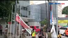 Spanduk dan Baliho HRS di Sejumlah Daerah Ditertibkan