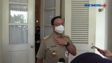 Anies Belum Izinkan Sekolah Tatap Muka di DKI Jakarta