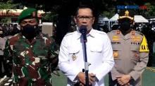 Ridwan Kamil Tegur Bupati Bogor Terkait Kerumunan di Mega Mendung