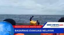 Basarnas Evakuasi Nelayan