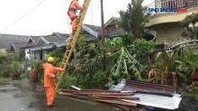 7 Rumah Warga Rusak Akibat Terjangan Angin Puting Beliung