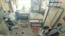Keributan Anggota Ditresnarkoba Polda Kalteng dengan Petugas Sipir