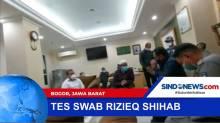 Tes Swab Rizieq Shihab