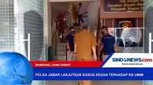 Polda Jabar Lanjutkan Kasus Aduan Terhadap RS Ummi Bogor