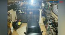 Maling Burung Terekam Kamera CCTV