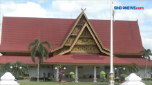 Gubernur Riau dan Istri Terkonfirmasi Positif Covid-19