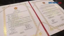 Panglima TNI Pimpin Sertijab Kepala Pusat Kerjasama Internasional