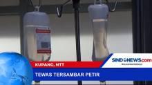 7 Warga di Kabupaten Kupang Tersambar Petir