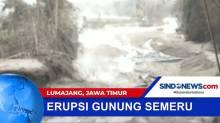 Erupsi Gunung Semeru, Jawa Timur