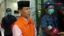Mantan Anggota BPK Rizal Djalil Resmi Ditahan KPK