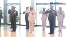 Panglima TNI Sematkan Bintang Dharma kepada 10 Perwira Tinggi