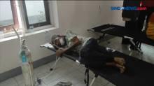 Pengungsi Ile Lewotolok NTT Mulai Terserang Penyakit
