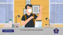 Tips Aman Jalani Staycation di Saat Pandemi Covid-19
