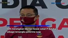 KPK Tetapkan Mensos Juliari P Batubara Tersangka Kasus Korupsi Bansos Covid-19