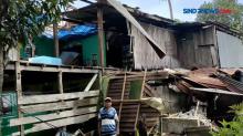 Angin Puting Beliung Terjang Wajo, Rumah Penduduk Porak-poranda