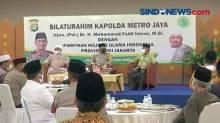 Pasca Insiden dengan Laskar FPI, Kapolda Metro Jaya Datangi MUI