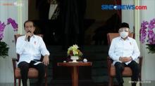 Jokowi Reshuffle Enam Menteri di Kabinet Indonesia Maju