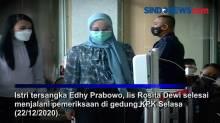 Selesai Diperiksa KPK, Istri Edhy Prabowo Klaim Tak Tahu Barang Bukti yang Disita