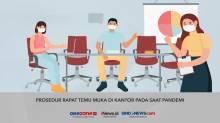Prosedur Rapat Temu Muka di Kantor pada Saat Pandemi Corona