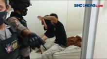 Rekaman Video Penggerebekan Pasangan Mesum di Malam Tahun Baru