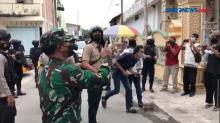 Baasyir Bebas, Polisi Patroli di Sekitar Pondok Al Mukmin