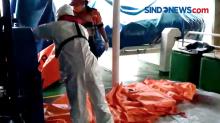 Basarnas Berhasil Kumpulkan 4 Kantong Korban Pesawat Sriwijaya Air
