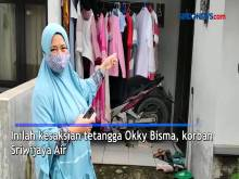 Okky Bisma Salah Satu Penumpang Sriwijaya Air, Dikenal Tetangga Sosok yang Baik