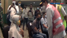 Menhub Temui 5 Perwakilan Keluarga Korban Sriwijaya Air