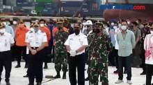 Panglima TNI: FDR Sudah Ditemukan, VCR Masih Perlu Dicari