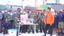 Kotak Hitam Pesawat Sriwijaya Air SJ 182 Ditemukan, Panglima TNI Pimpin Penyerahan