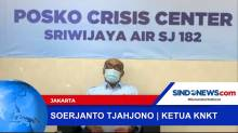 Menurut KNKT, Sriwijaya Air Tidak Meledak di Udara