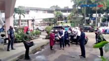 Ridwan Kamil Kawal Vaksinasi COVID-19 Perdana di RSHS Bandung