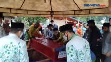 Korban Sriwijaya Air SJ-182 Asy Habul Yamin Dimakamkan di Tanah Kusir