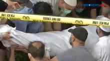 Suasana Duka Iringi Pemakaman Syekh Ali Jaber di Tangerang