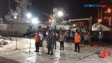 Hari Keenam Pencarian, 98 Kantong Jenazah Korban Sriwijaya SJ-182 Dievakuasi