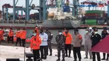 Basarnas Temukan 13 Kantong Berisi Jenazah Penumpang Sriwijaya Air